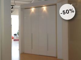 FALEGNAMERIA TOMASSINI - Four Doors Wardrobe (Expo Offer)