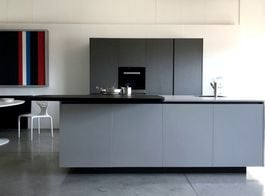 POLIFORM - Alea Kitchen Silver Grey (Expo Offer)