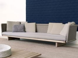 PAOLA LENTI - Sabi outdoor Sofa