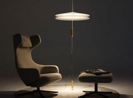 VIBIA - Flamingo Suspension Lamp