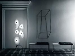 FOSCARINI - Orbital Floor Lamp
