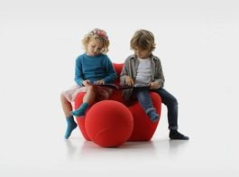 B&B ITALIA - Up Junior Armchair