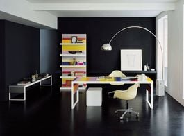 FANTONI - Stripes Executive Desk