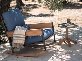 RODA - Nap 082 Outdoor Rocking Chair