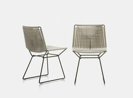 MDF ITALIA - Neil Twist Outdoor Chair